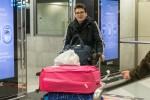 Pecsét István hazaérkezése Kínából! - fotó: Dunaújvárosi Hírlap